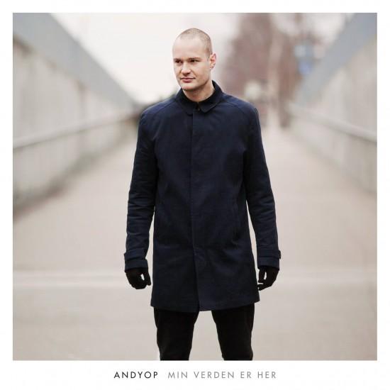 Cover - Min Verden Er Her EP (AndyOp)